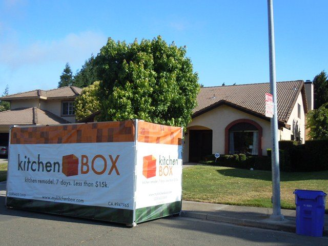 kitchenBOX Begins Project in Richmond, CA