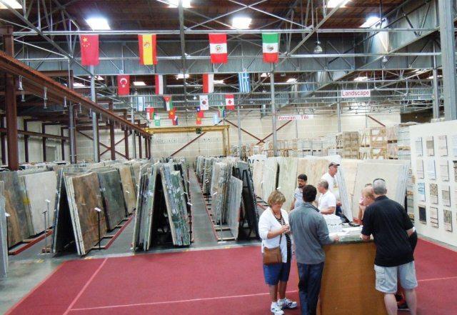 kitchenCRATE Field Trip: MSI International Showroom in Hayward, CA