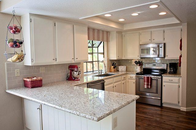 kitchen remodel in Modesto