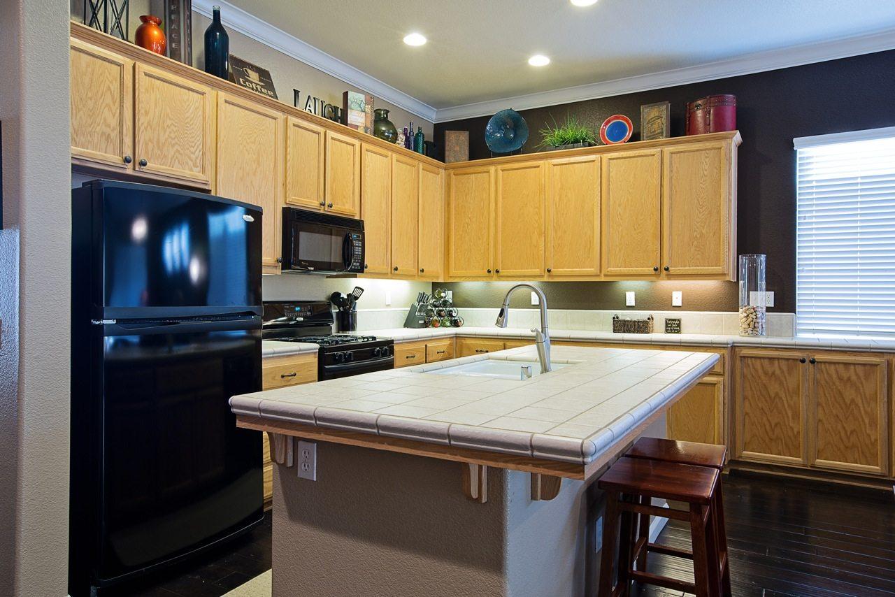 Riverbank, CA kitchen remodel.
