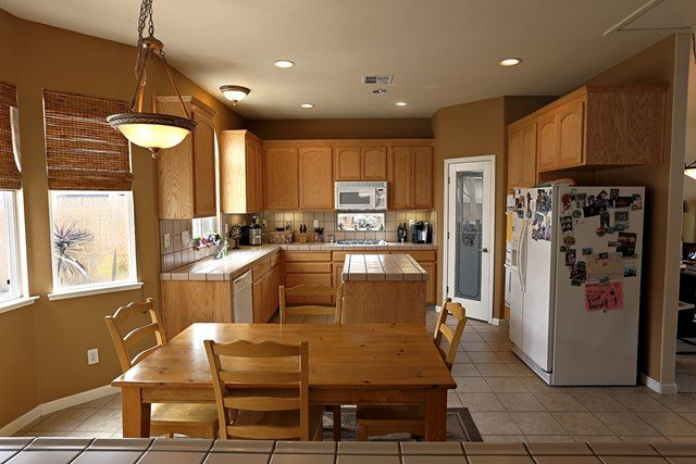 Kitchen remodel in Turlock.