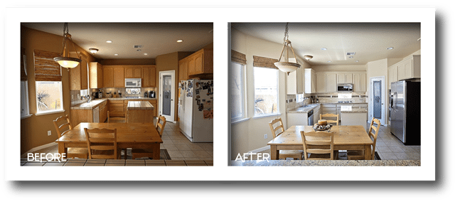Turlock kitchen remodel.