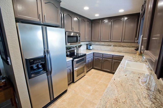 Modesto Kitchen Remodel.