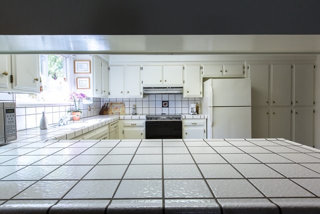 Open Concept kitchen renovation.