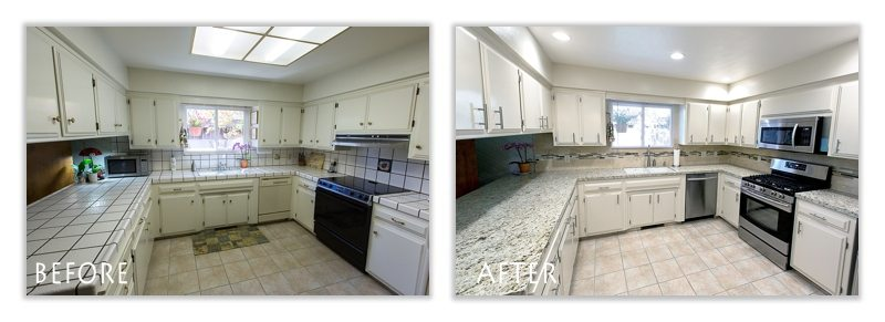 Lodi kitchen renovation.
