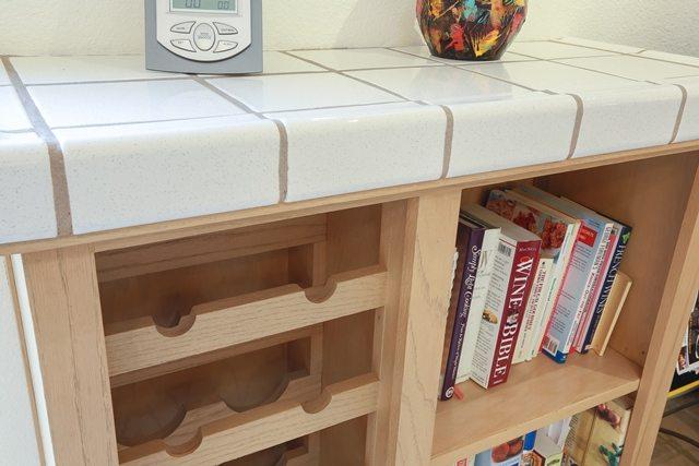 Custom kitchen remodel near Modesto