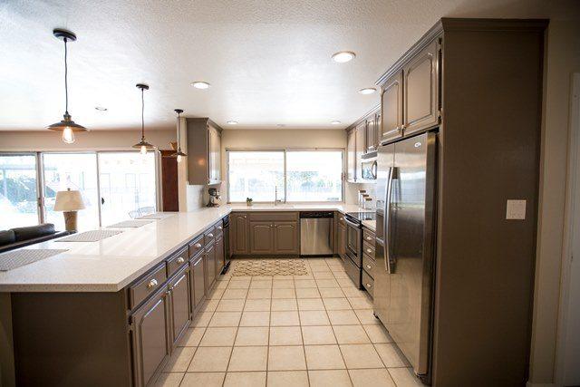 Big Kitchen Remodel