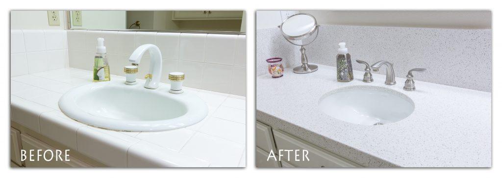 custom bathroom sink.