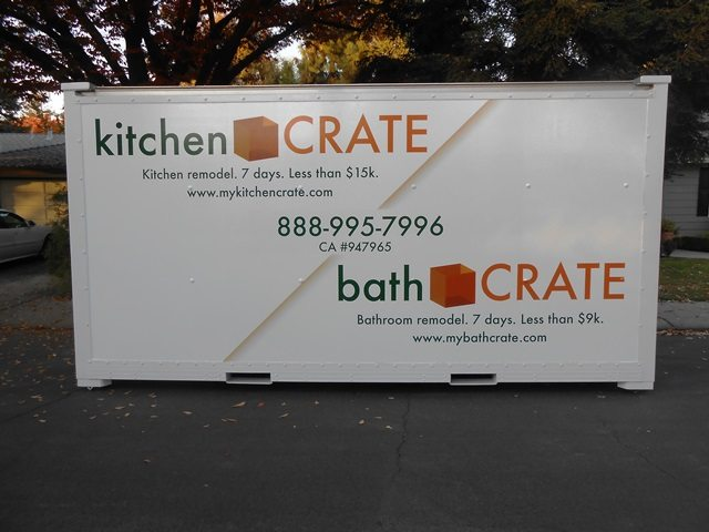 What is a kitchenCRATE?