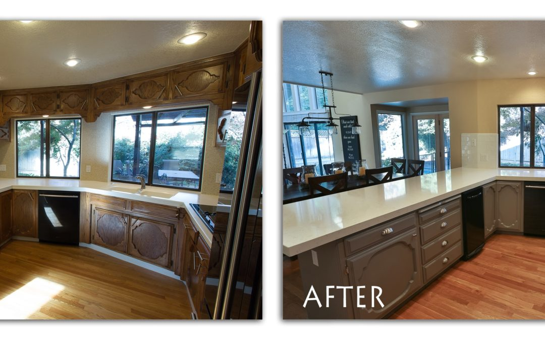 Kitchen Remodel Sebastian Drive Turlock, CA Video Testimonial