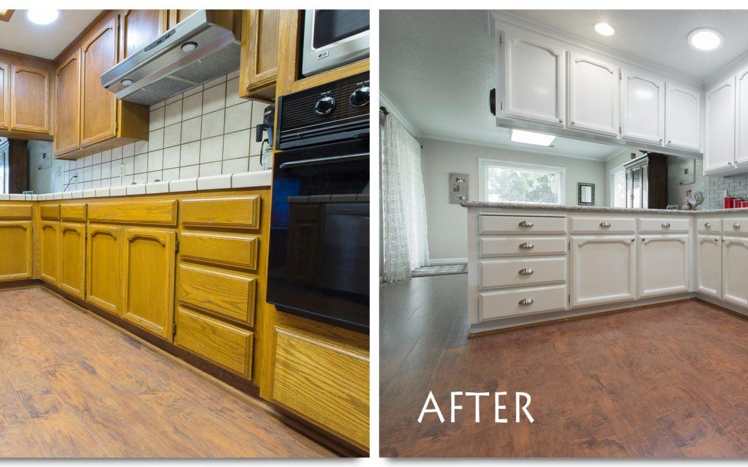 Project Complete – kitchenCRATE Valdapena Court, Escalon, CA