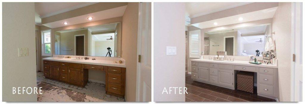 Lodi Bathroom Remodel.
