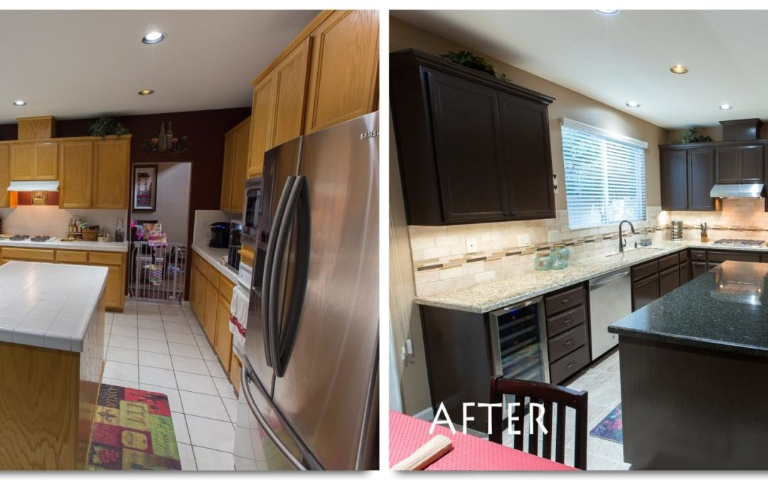 Kitchen Remodel Modesto Complete – kitchenCRATE Loire Drive