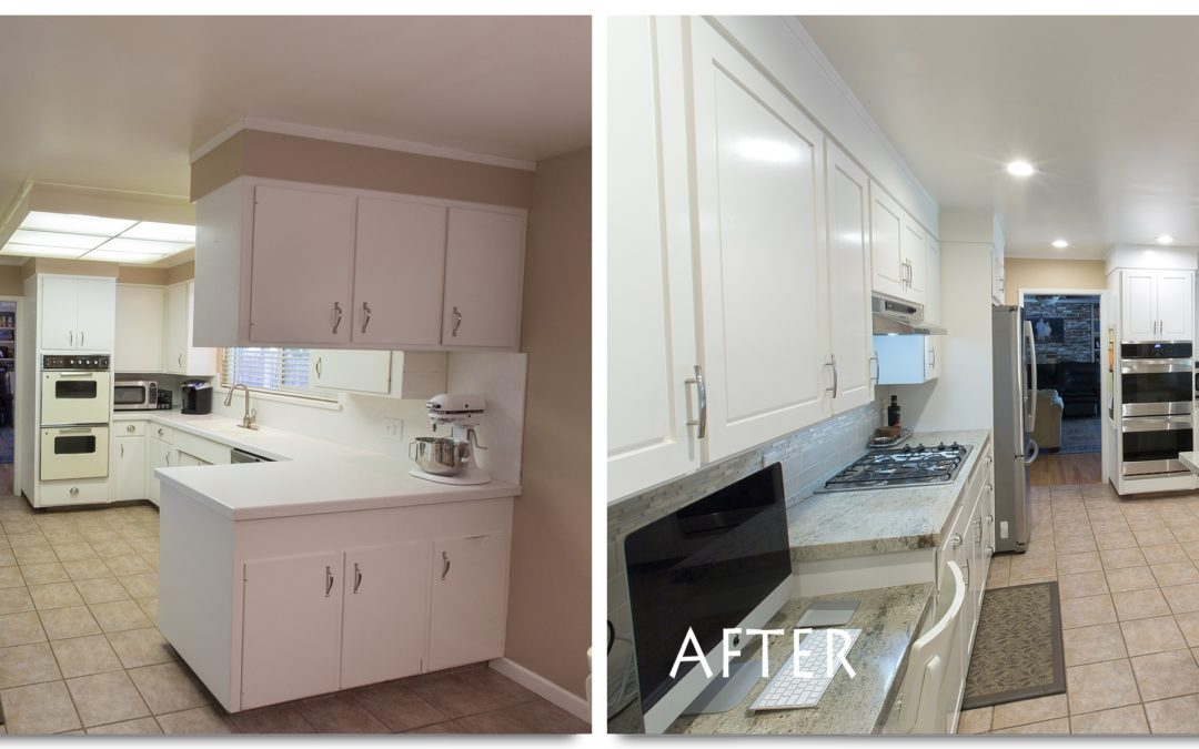 Kitchen Remodel Complete – kitchenCRATE Kenmore Court, Modesto, CA