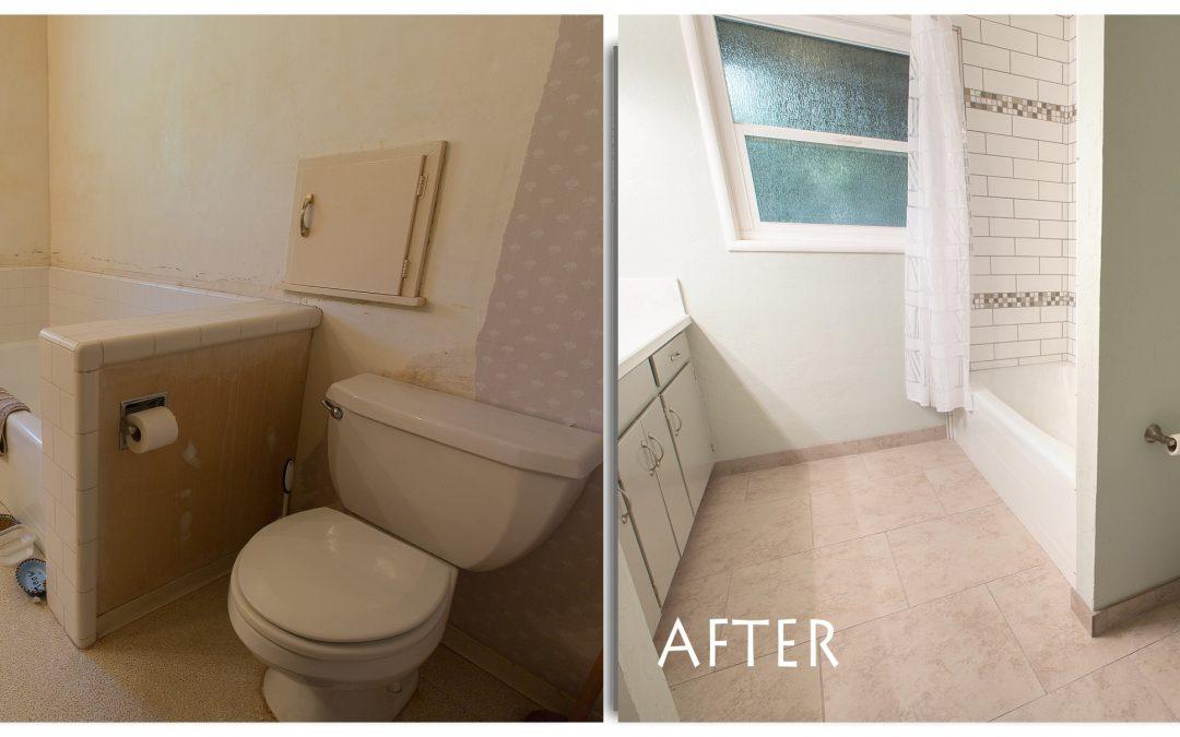 Bathroom Remodel Livingston Complete – bathCRATE 2nd Street