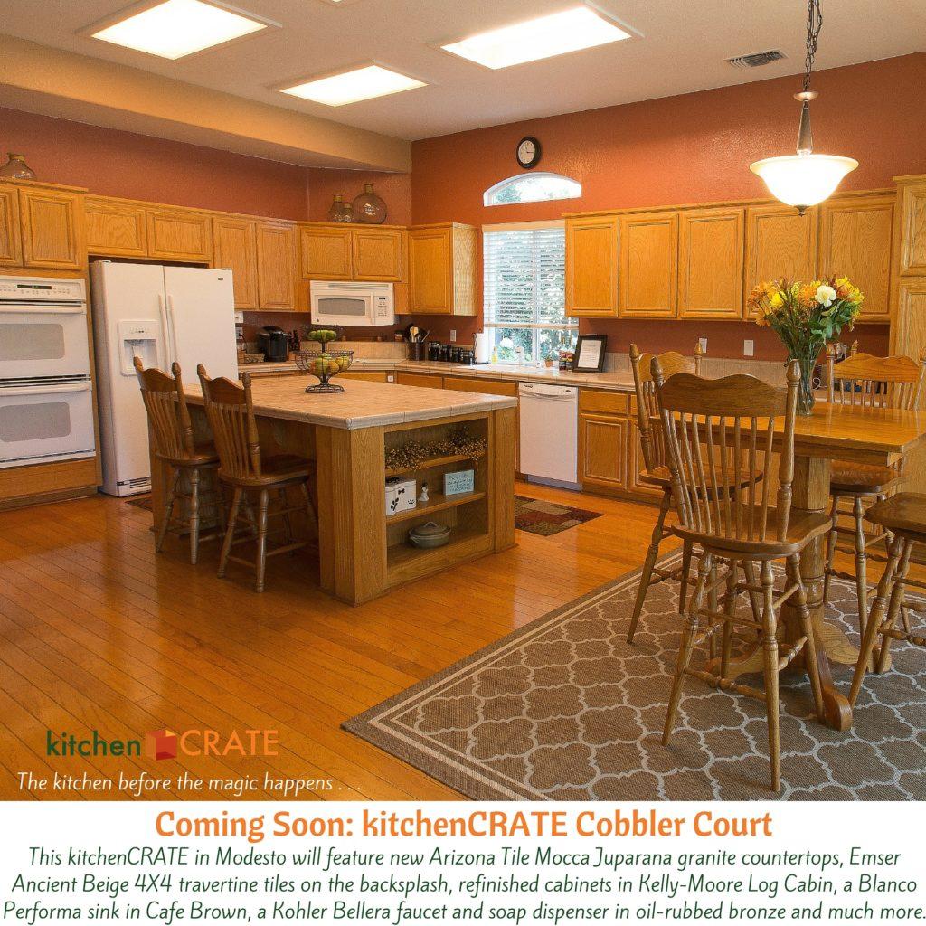 Kitchencrate Cobbler Court Begins In Modesto Kitchen