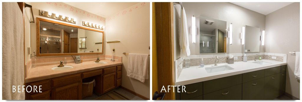 Modesto Bathroom Renovation.