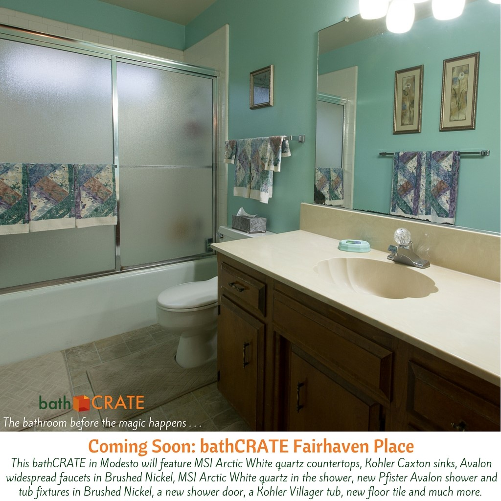 bathroom remodel before picture.