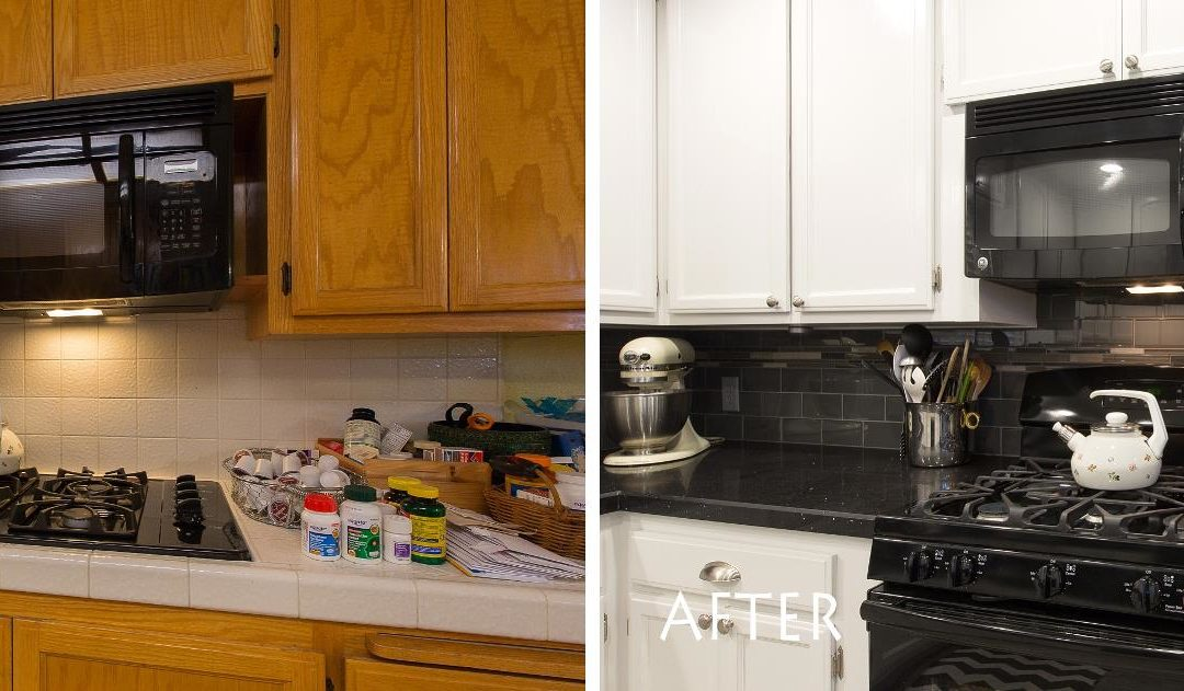 4 Great Ways to Clean Tile Countertops - kitchen & bath ...