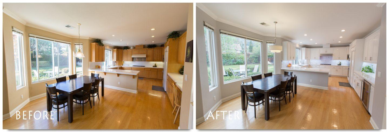 Kitchen Remodel in Pleasanton - kitchenCRATE Devereux Court