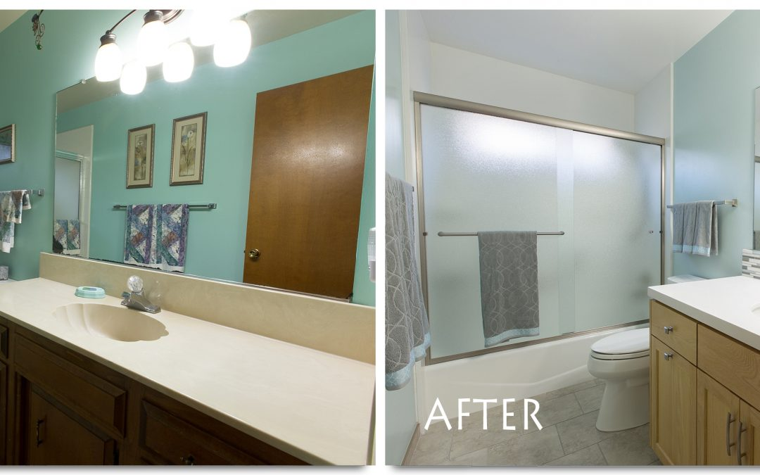 Bathroom Renovation In Modesto Bathcrate Fairhaven Place