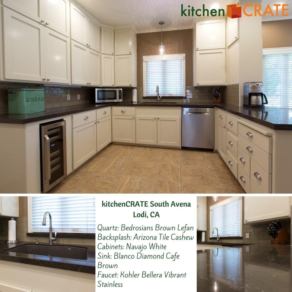Kitchen Remodel Lodi, CA - kitchenCRATE South Avena Avenue in Lodi