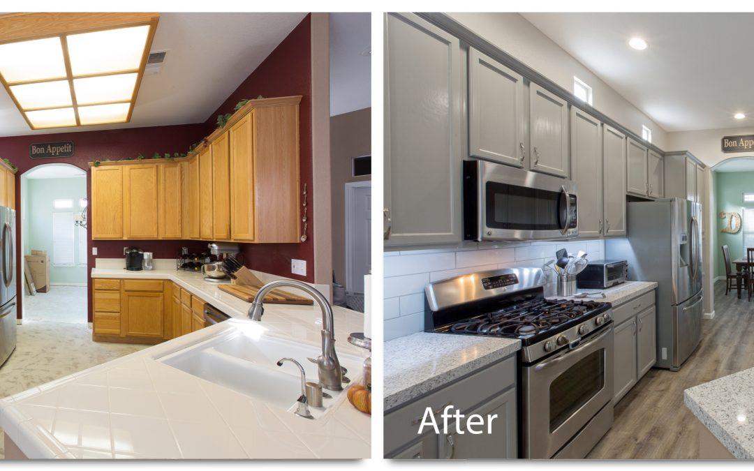 KitchenCRATE Esta Avenue in Modesto, CA Complete!