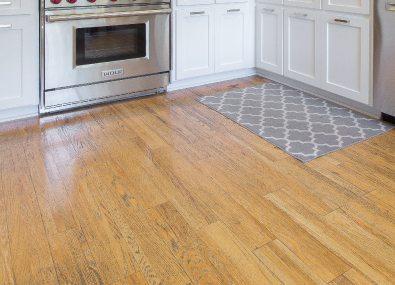 Classy Hardwood flooring.