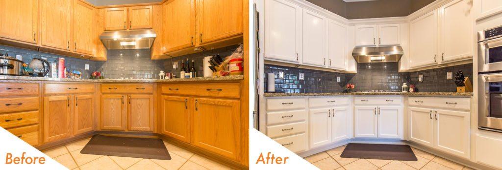 kitchen remodeling.