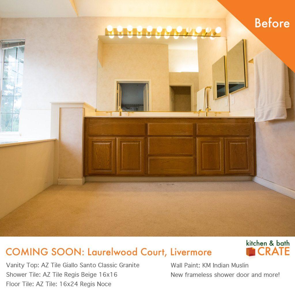 Bathcrate Laurelwood Court Begins In Livermore Ca