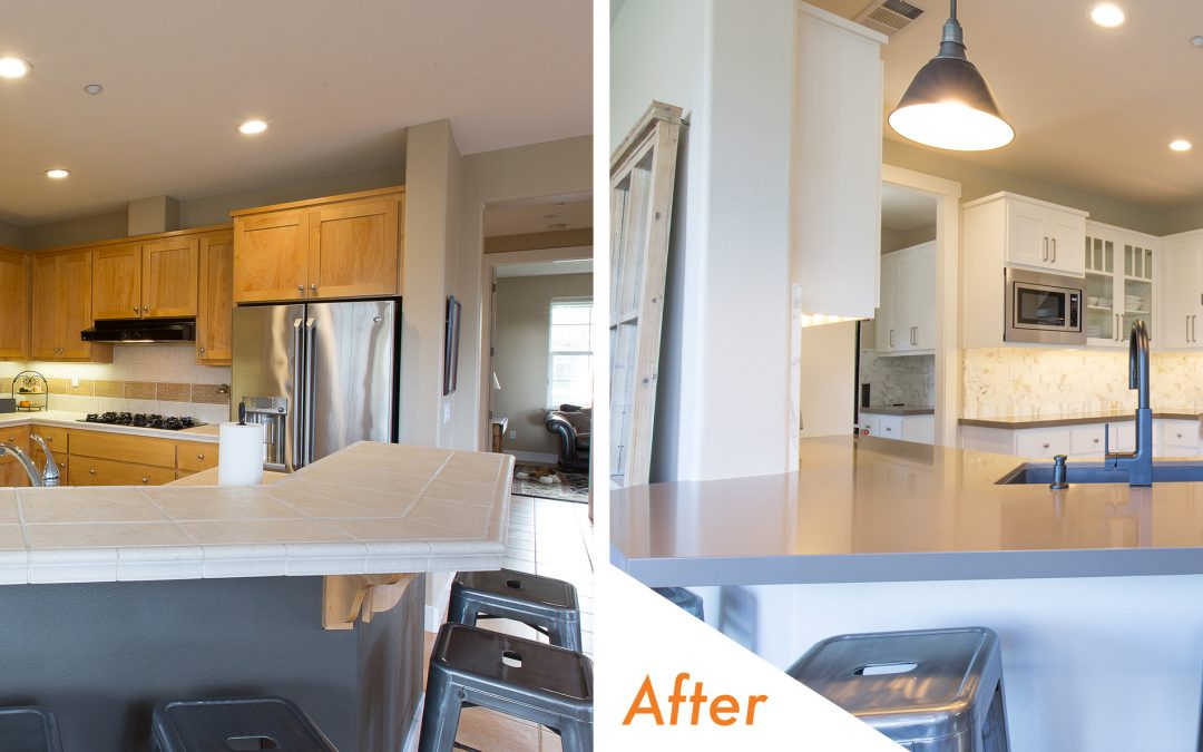 KitchenCRATE Maybeck Lane in Livermore, CA Complete!