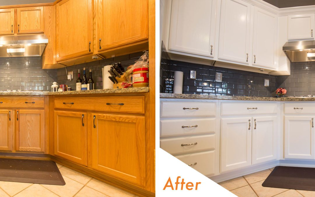 kitchenCRATE Refinish Marina Cove Circle in Elk Grove, CA Complete!