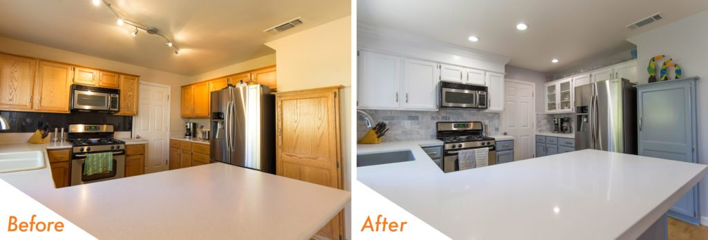 Modesto Kitchen Renovation.