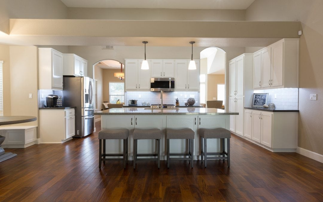 kitchenCRATE Daystar Drive II in Modesto, CA Complete!