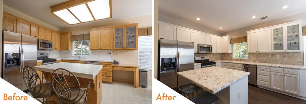 Kitchen remodel ideas.