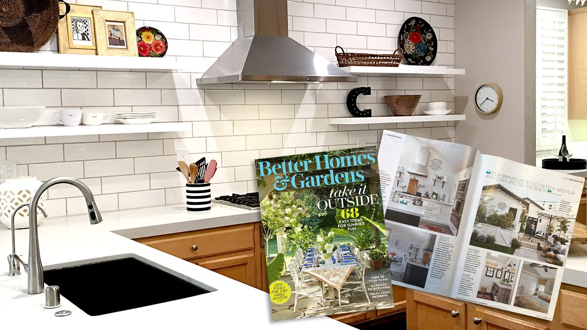 kitchen & bath CRATE and Better Homes & Gardens