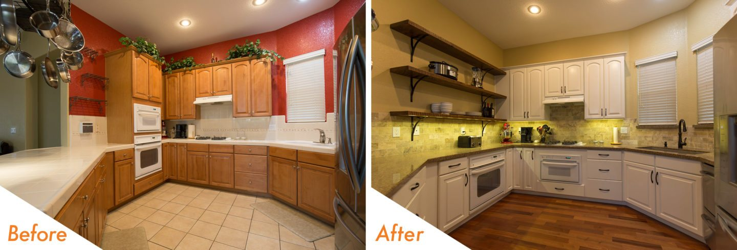 Beautiful Kitchen Remodel.