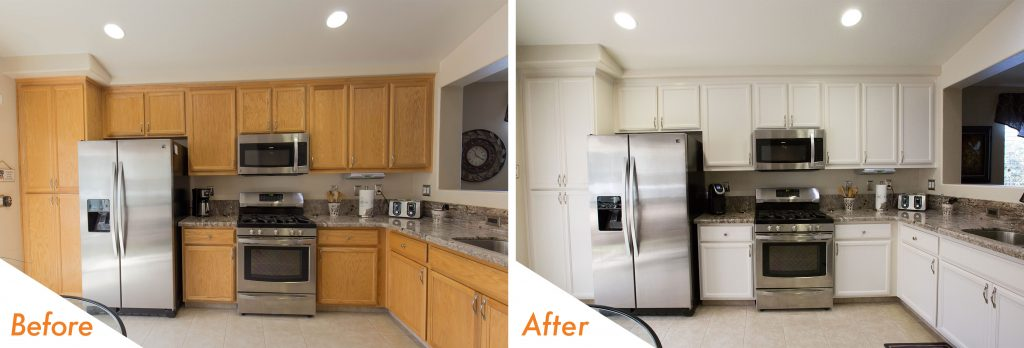 kitchenCRATE Refinish in Riverbank, CA.