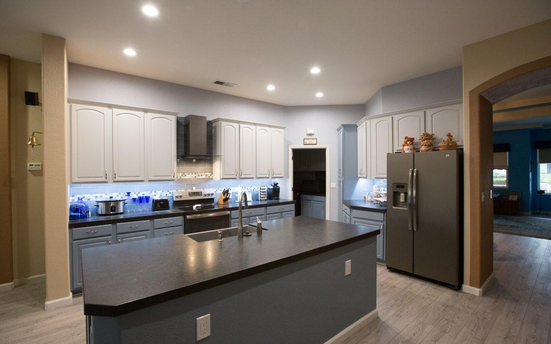 KitchenCRATE Ridgemont Court in Modesto, CA Complete!