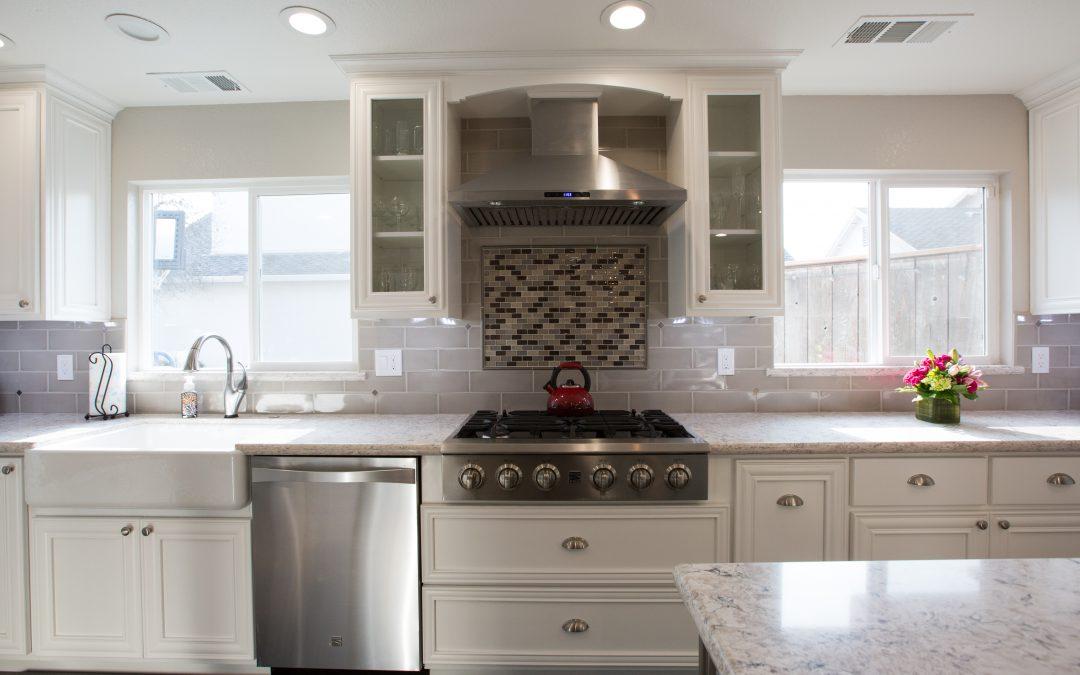 KitchenCRATE Custom Belharbour Drive  in Modesto, CA Complete!