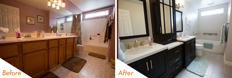 master bathroom remodel preview.