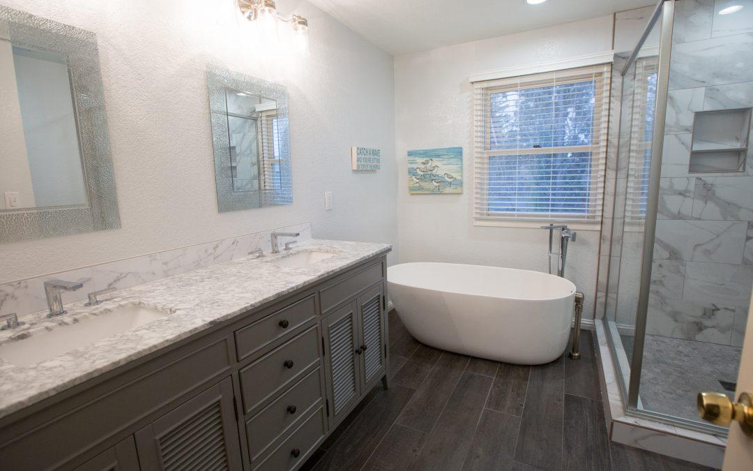BathCRATE Cox Road in Linden, CA is Complete!