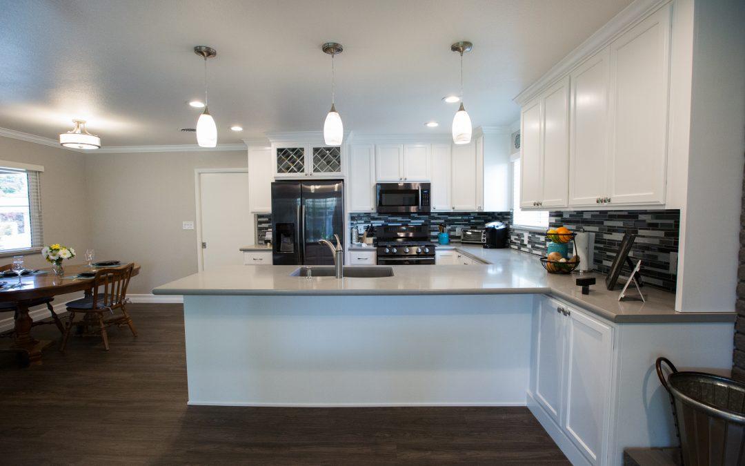 KitchenCRATE Willow Glen Drive in Lodi, CA Complete!