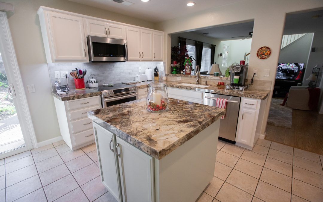 KitchenCRATE Hearthsong Drive in Riverbank, CA is Complete!