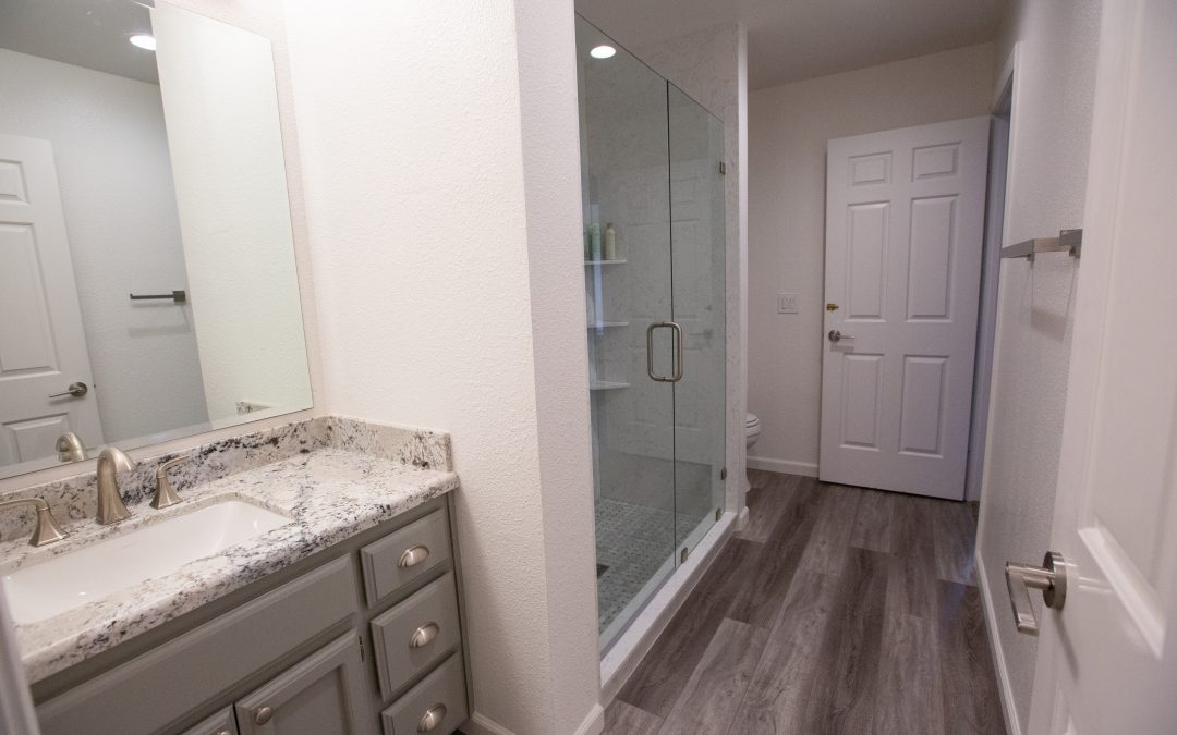 BathCRATE Morgan Place in Stockton, CA is Complete