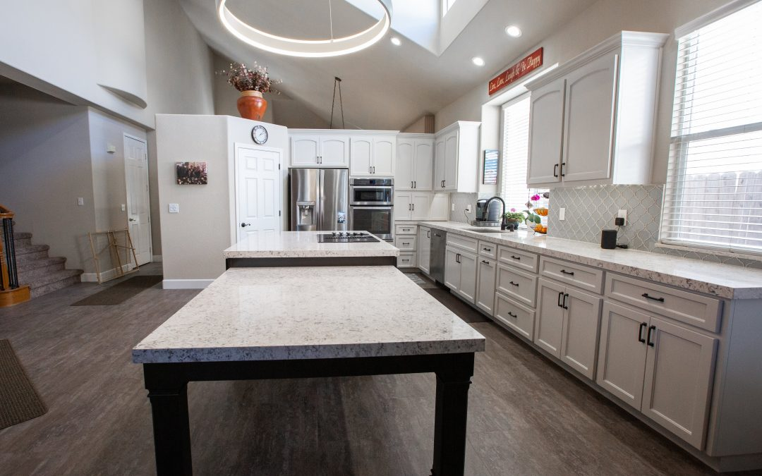 KitchenCRATE Custom Eastport Drive in Modesto, CA is Complete!