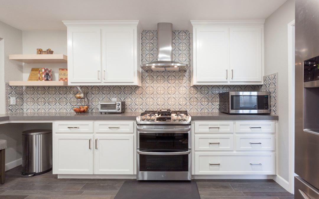 KitchenCRATE Custom Dorchester Court in Stockton, CA is Complete!
