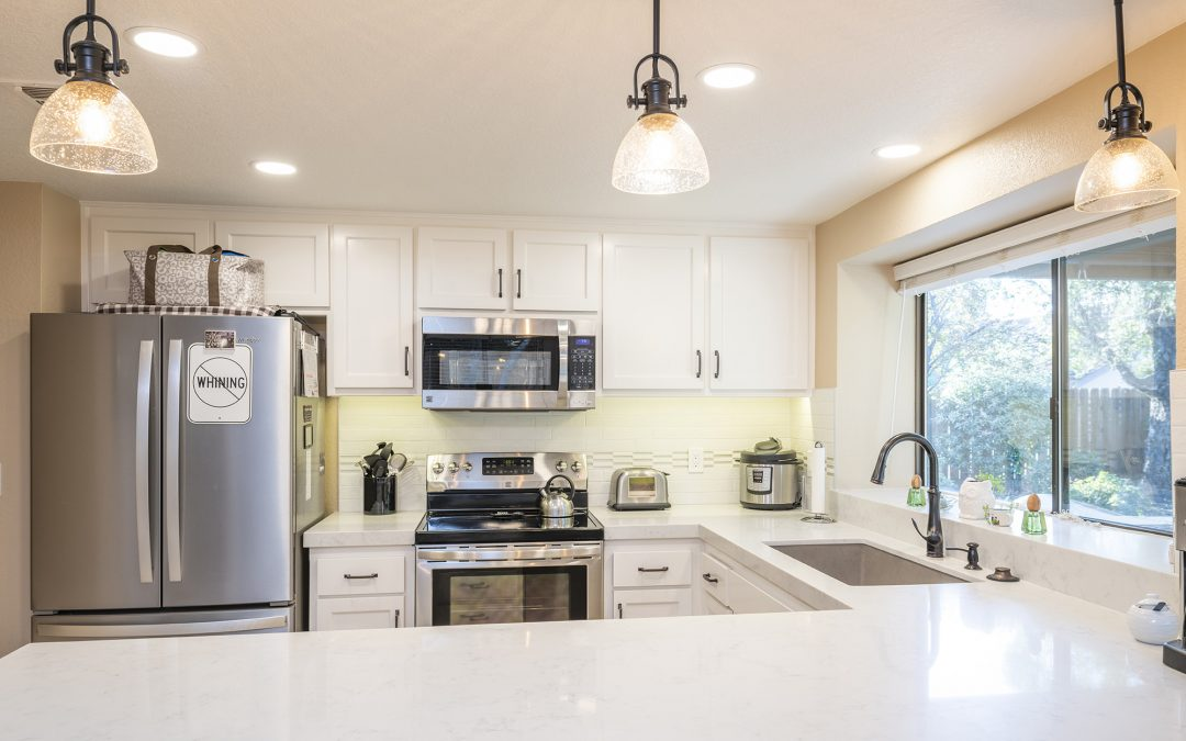 KitchenCRATE Akeby Drive in Modesto, CA is Complete!